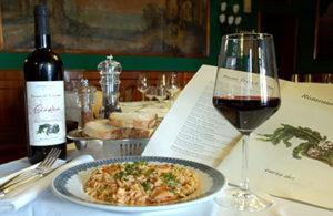 Ristorante Piperno, menù e carta dei vini