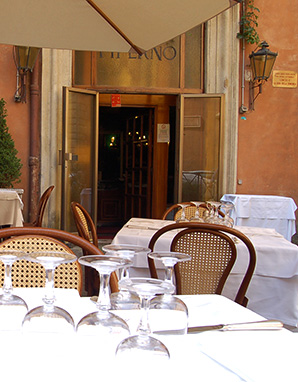 Ristorante Piperno a Roma dal 1860, cucina tradizionale romana
