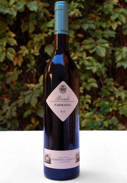 Ristorante Piperno, i vini, Sarmassa