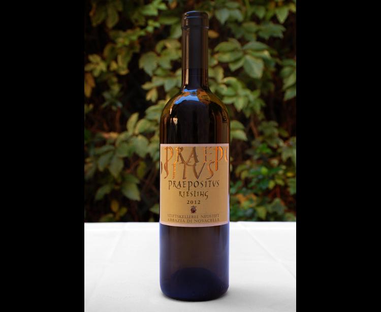Ristorante Piperno, i vini, Praepositus Riesling