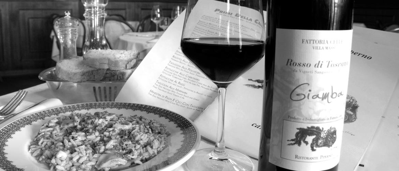Ristorante Piperno a Roma dal 1860, menù di stagione e carta dei vini selezionati